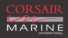 Corsair Marine Logo BLK