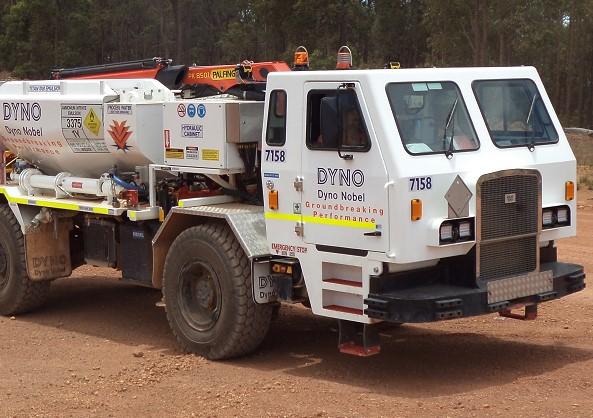 dyno-truck